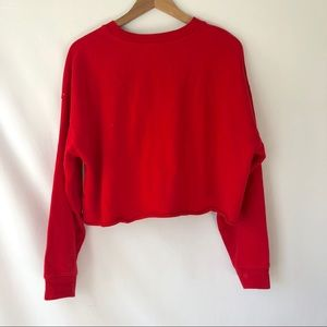 Levi's Tops - ⛄️ Levi's Limited Cotton Graphic Sweatshirt